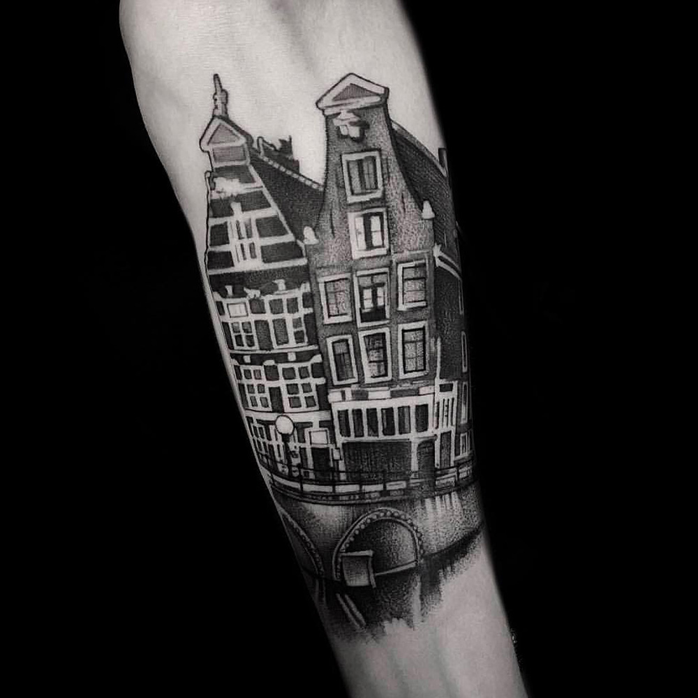 Motorink Amsterdam Tattoo Shop